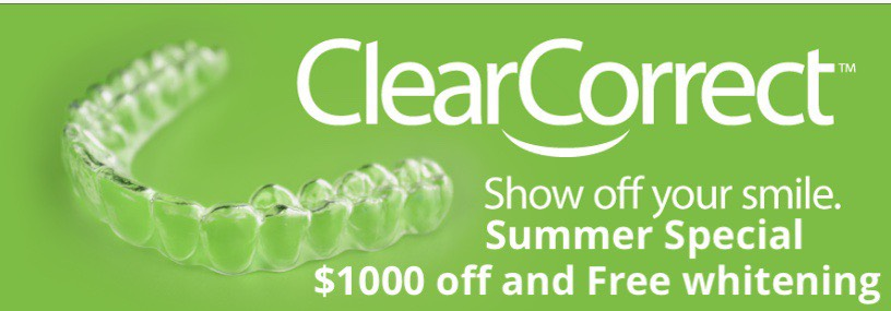 ClearCorrect Promo